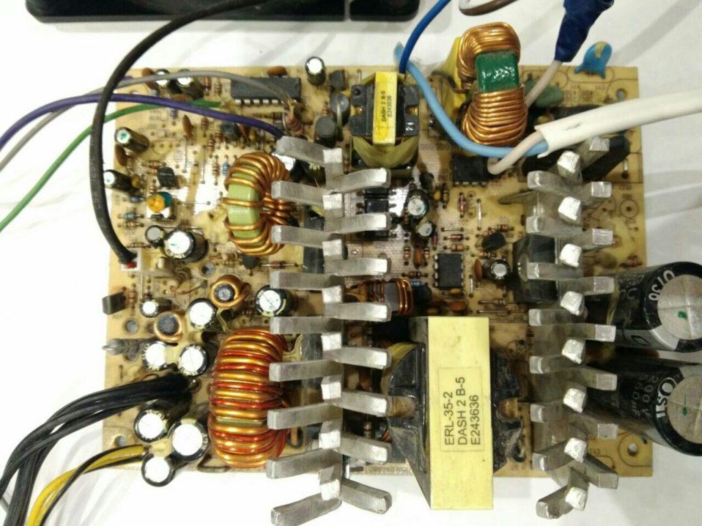 блок питания INWIN POWER MAN IP-S350Q2-0