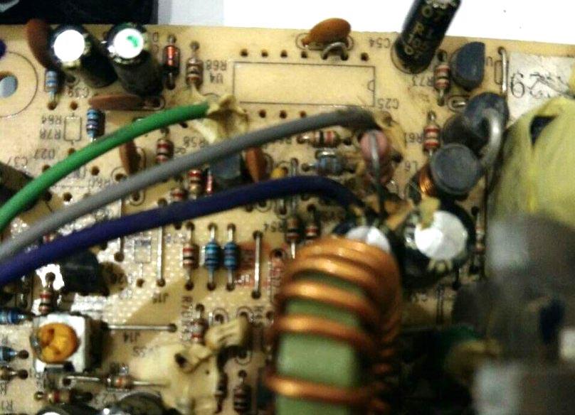переделка IP-S350Q2-0